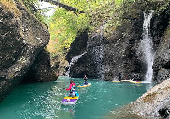 mizudori 水辺と山のガイド